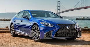 2018 lexus ls 460 f sport. fine 460 2018 lexus ls australian details and lexus ls 460 f sport