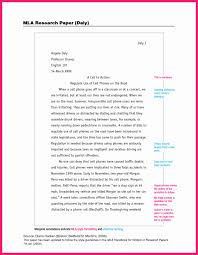013 Research Paper Format Mla Museumlegs