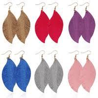 Discount Feather <b>Earrings</b> Vintage