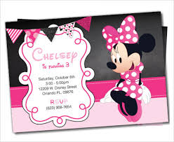 minnie mouse invitation template 23 awesome minnie mouse invitation templates psd ai free