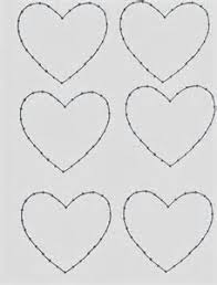 Image result for Free Printable String Art Patterns Heart