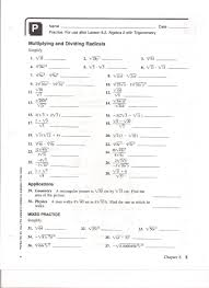 simplifying radicals with variables worksheet pdf them and try to solve