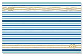 Designer Paper Placemats Amazon Com Faux Designs Nautical Knot 25 Count Designer