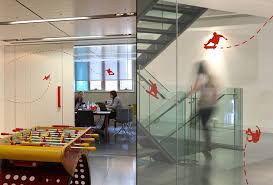redbull head office interior. Married With The New By Retaining Many Original Features, Such As Large \u0027shop Front\u0027 Windows And Exposed Brickwork Throughout. A Central Staircase Redbull Head Office Interior G