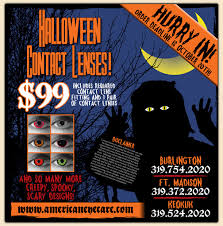 halloween sale flyer rappenecker designaec halloween contact lenses 10 25 x10 5 web