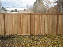 Image of: Build Cedar Privacy Fence