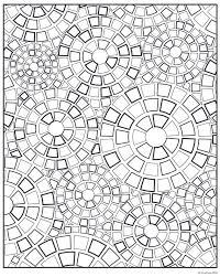 modern patterns coloring book modern patterns circular coloring book from mindware another printable for coloring