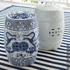 hot er porcelain garden stools
