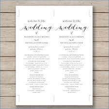 wedding reception program templates free download wedding reception invitation template free download domaindir info