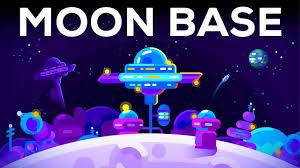 Resultado de imagen de moon base