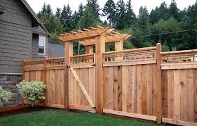 Since this variant of wood is rot and pest resistant, it is considered as the best choice of material for a fence. How To Best Maintain Your Wooden Fence