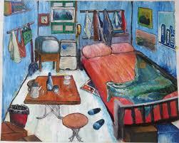 group project sandwich updates vincent van gogh s bedroom in arles