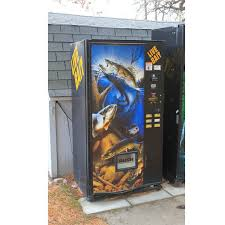 Used Live Bait Vending Machine For Sale Interesting Alps Kiosks The World's Most Unusual Vending Machines Alps Kiosks
