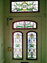 stained glass front door inserts insert doors terrific best idea leaded exterior victorian for d glass entry doors photos uses for stained