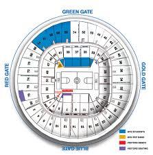 Uva Basketball Seating Chart Wvu Coliseum West Virginia Athletics