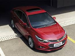 new car launched by chevrolet in indiaIndiabound 2017 Chevrolet Cruze launched in China  2017