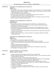Executive Administrative Assistant Resume Sample 14056
