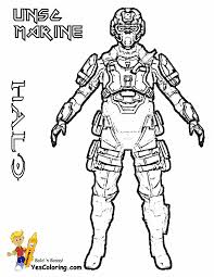 tremendous dk coloring pages amazing heroic halo 4 free master chief 6959