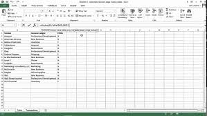 Accounting General Ledger Template Gl Format Omfar Mcpgroup Co