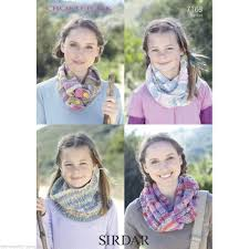 Snood Pattern New Decoration
