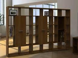 wooden divider design for living room
