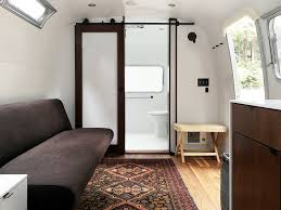 Airstream Interior Design Minimalist New Inspiration Ideas