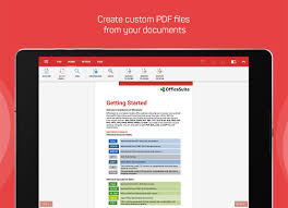 officesuite pdf editor android apps on google play officesuite pdf editor screenshot