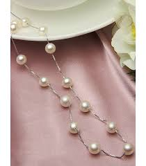 <b>Fashionable Natural Pearl</b> Necklace - GoodOrient