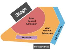 Artpark Amphitheater Seating Chart Artpark Amphitheatre Tickets In Lewiston New York Seating