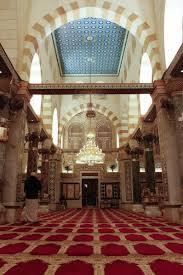 ملف:Inside the mosque - Al-Aqsa.jpg - ويكيبيديا