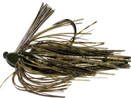 Old Jigger Copperhead Jigs Color Chart