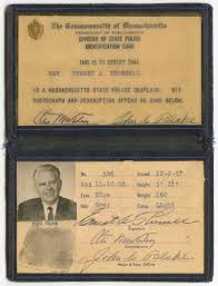 Online Thorsell Store A Flying Massachusetts For State Tiger Rare Ernest 1957 Antiques Chaplain Credentials Dept Police