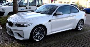 All BMW Models bmw 1 series mineral white : BMW M2 shows off its white clothes