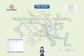 Dmrc Fare Chart Network Map