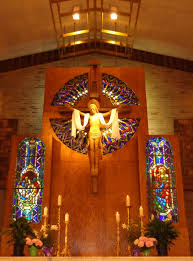 main altar windows