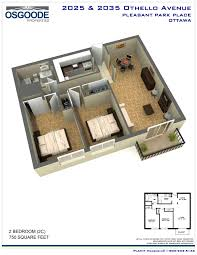 Pleasant Park Place Ottawa RentersPagescom - One bedroom apartment ottawa