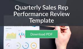 Easy Performance Review Template 12 Tips For Evaluating Sales Reps Performance The Sales Insider