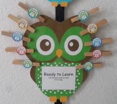 Owl Behavior Clip Chart Jessis Owls Roost Behavior Clip Chart