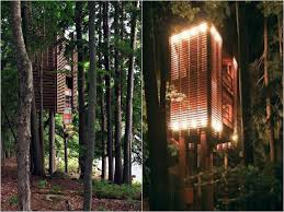tree house plans for one tree. Tree House In Muskoka Plans For One