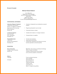 Cv American Style American Curriculum Vitae Format Pdf Cv Templates Create A