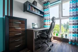 wooden home office desk. Wooden Home Office Desk For Work At Exectuvies N