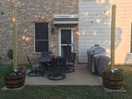 Light Post Planter Texas Light Post 3 Steps Instructables