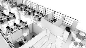 office layout. Software House Office Layout