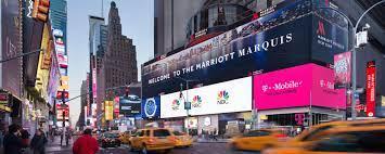 New York Marriott Marquis ...