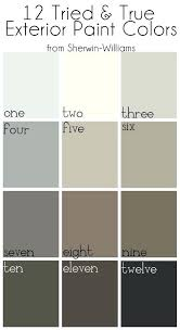 Sherwin Williams Industrial Color Chart Sherwin Williams Color Chart Exterior Www