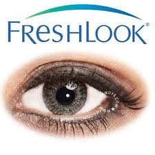 Freshlook Color Chart For Dark Eyes Freshlook Colorblends Grey
