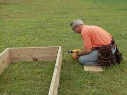how to build raised garden beds how