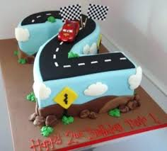 Birthday Ideas For A 4 Year Old Boy Attention Grabbing Cake Number