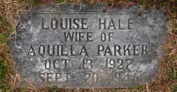 Marion Louise Hale Parker (1927-1946) - Find A Grave Memorial
