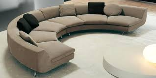 circular sectional couch wonderful curved leather sectional sofa ideas leather sectional rounded sectional sofa circular sectional